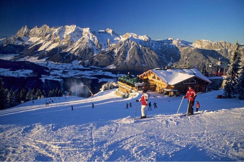 Schladming Austria Ski Amade