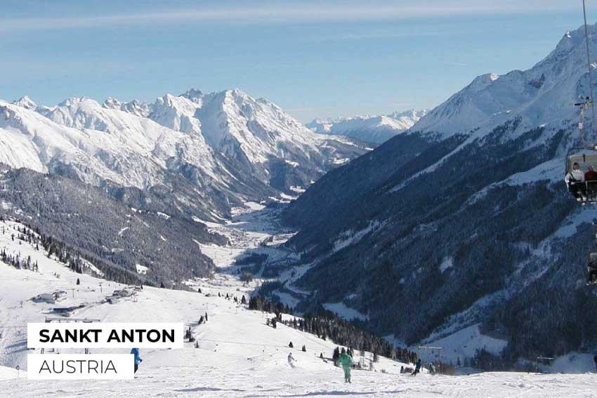 Los Alpes Sankt Anton