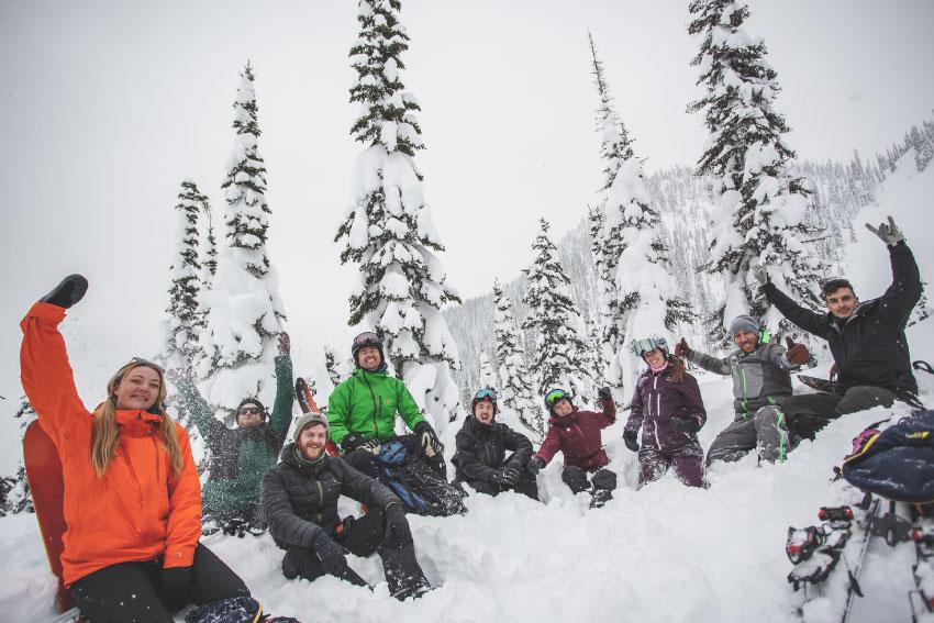 Grupos Banff iniciacion