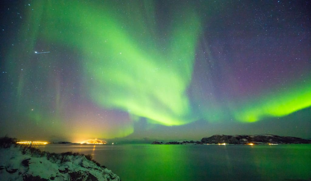 Auroras Boreales en Canadá