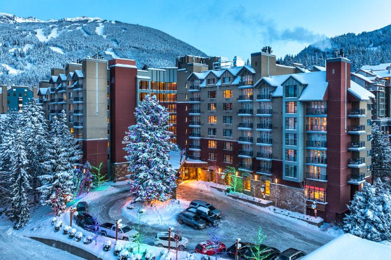 Hilton Whistler Invierno